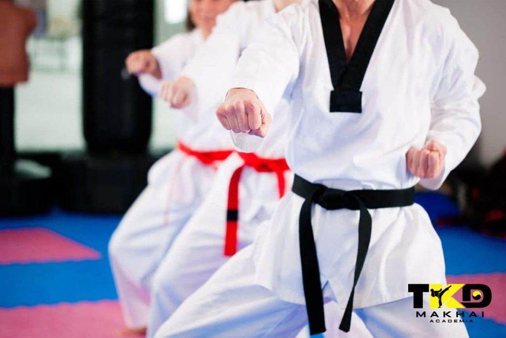 Significados de los colores en el Taekwondo