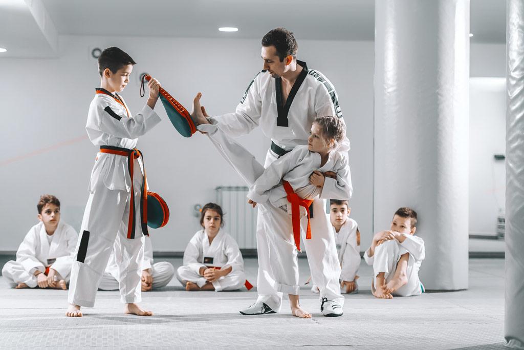 Clases de Taekwondo en Cancún